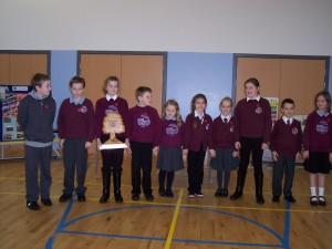 Braehead Primary School winners